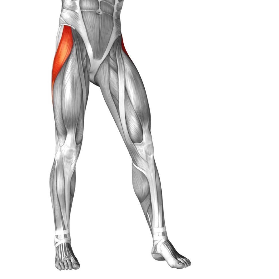 bolest kolena z vonkajsej strany, ITBS