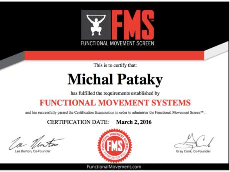 fms certifikat