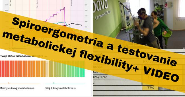 spiroergometria a testovanie metabolickej flexibility
