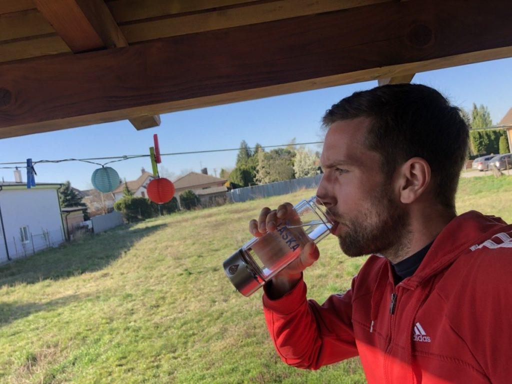 vodikova voda Michal